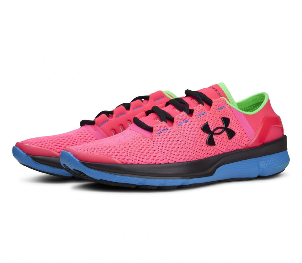 red under armour shoes womens