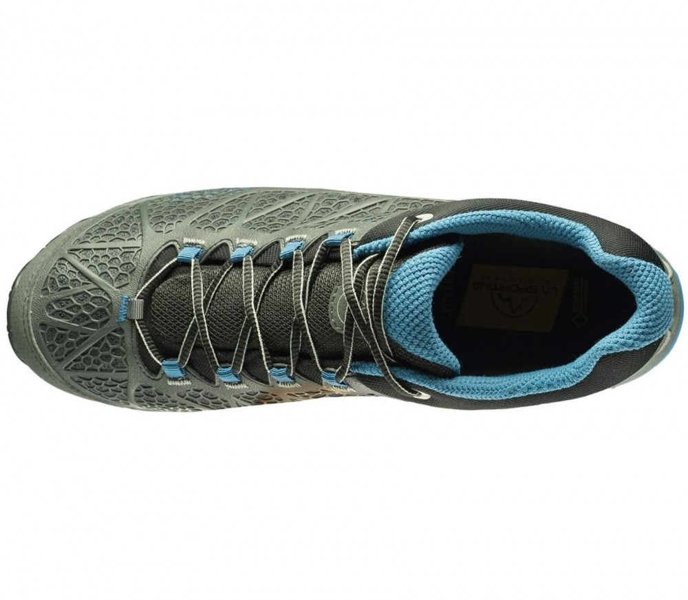 La Sportiva - Primer Low GTX women's hiking shoes (grey/blue)