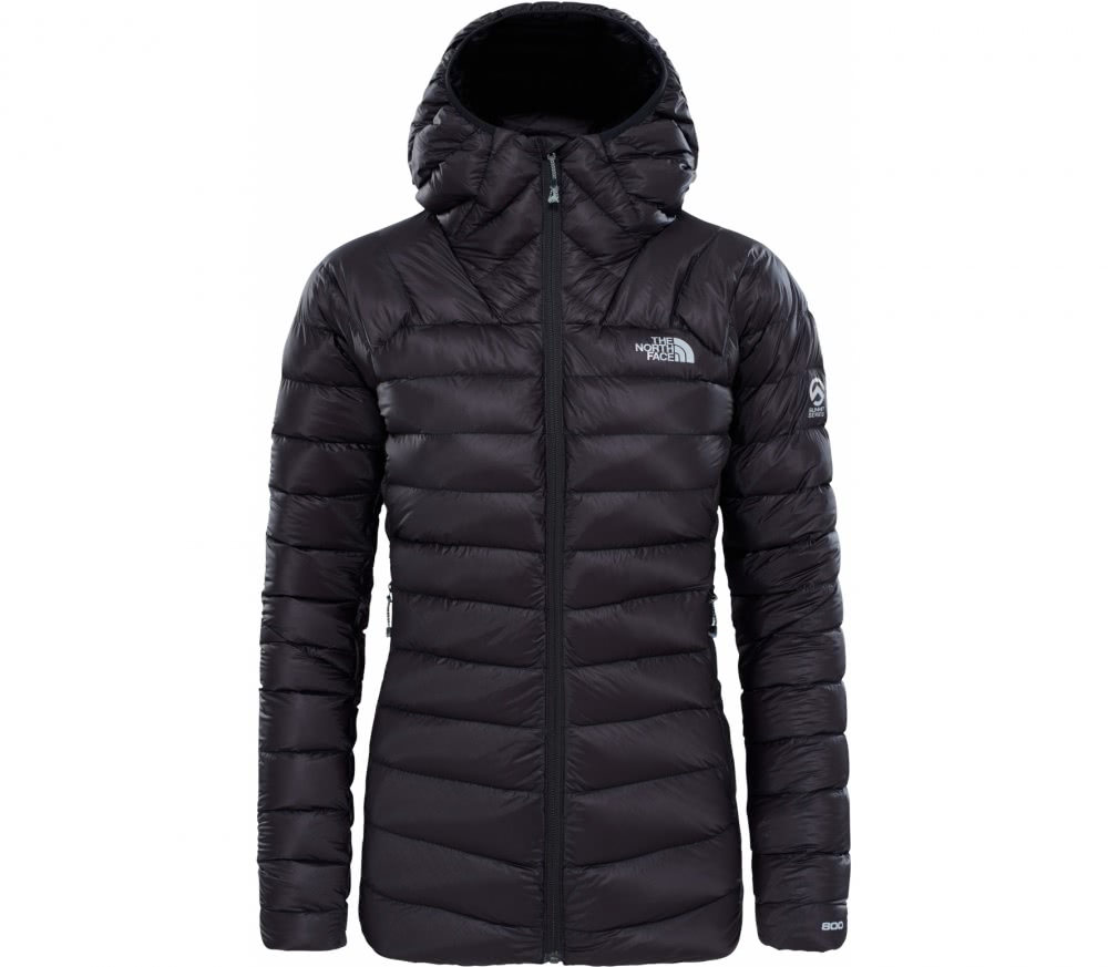 the north face summit l3 down hoodie women 39 s down jacket black buy it at the keller sports. Black Bedroom Furniture Sets. Home Design Ideas