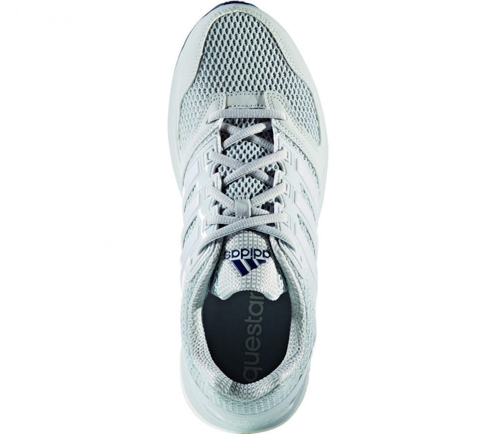 Adidas - Questar men's running shoes (grey/white)