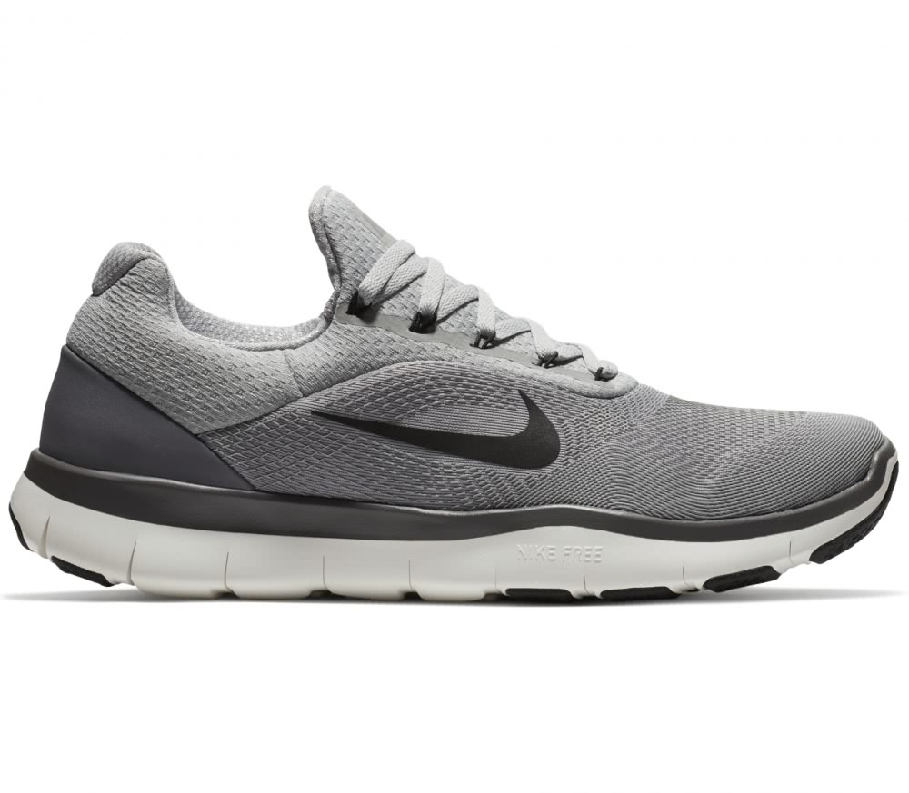 nike free trainer 3.0 grey and white shower