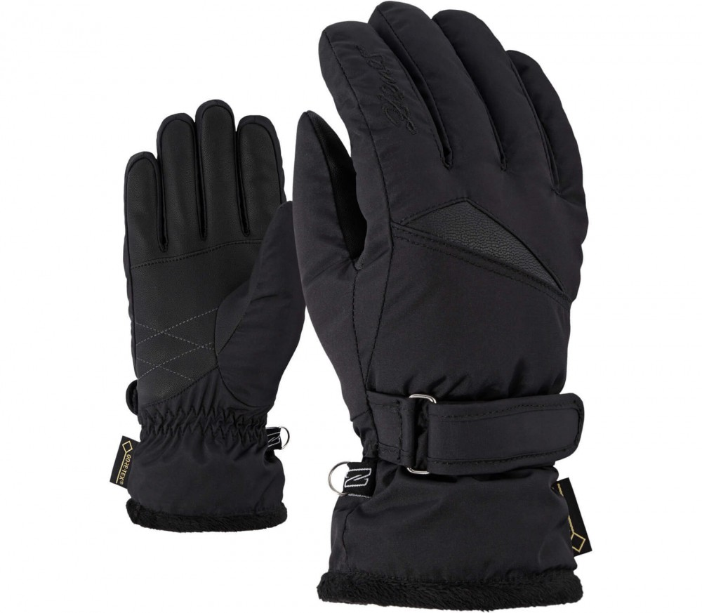 Ziener - Kofel GTX® women's skis gloves (black)