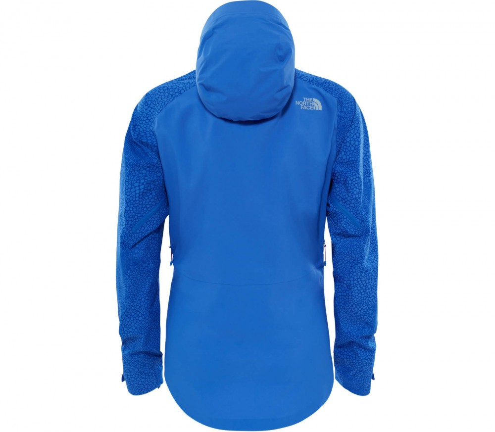 The North Face - Keiryo Diad women's 2.5 layer shell jacket (blue)