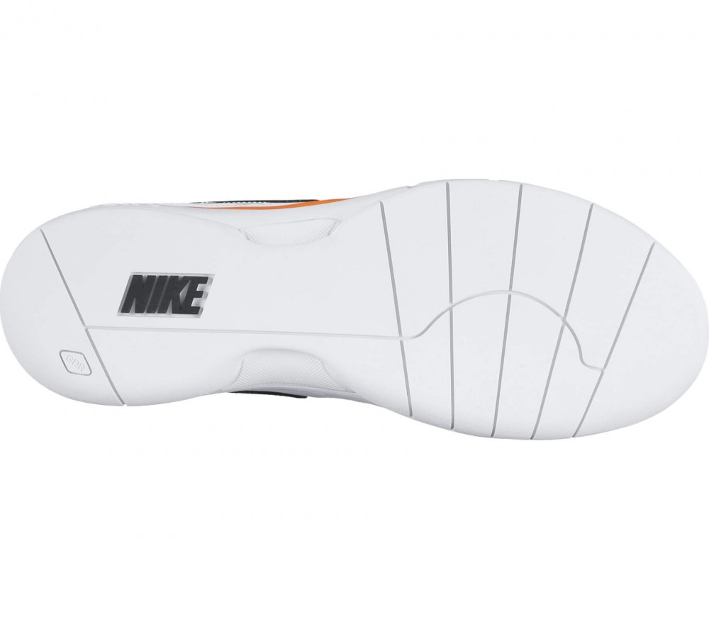 Nike - Air Vapor Advantage Carpet men's tennis shoes (white/orange)