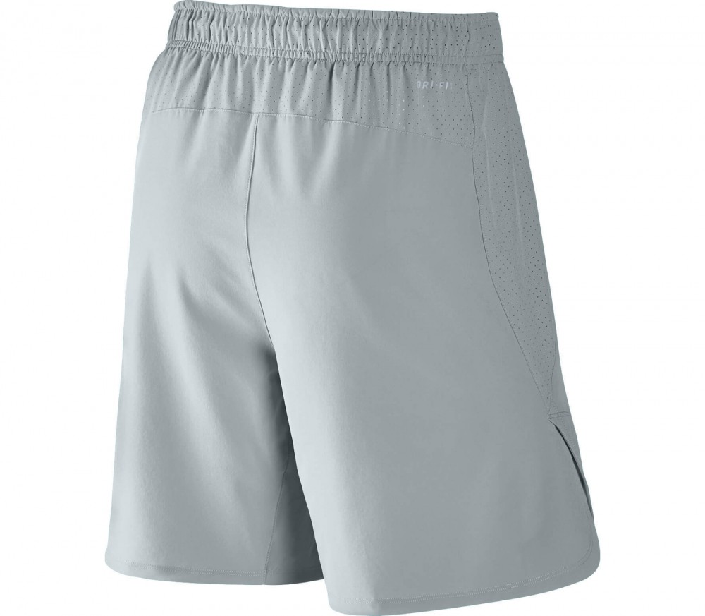 Nike - Hyperspeed Woven 8 Inch men's training shorts (light grey)