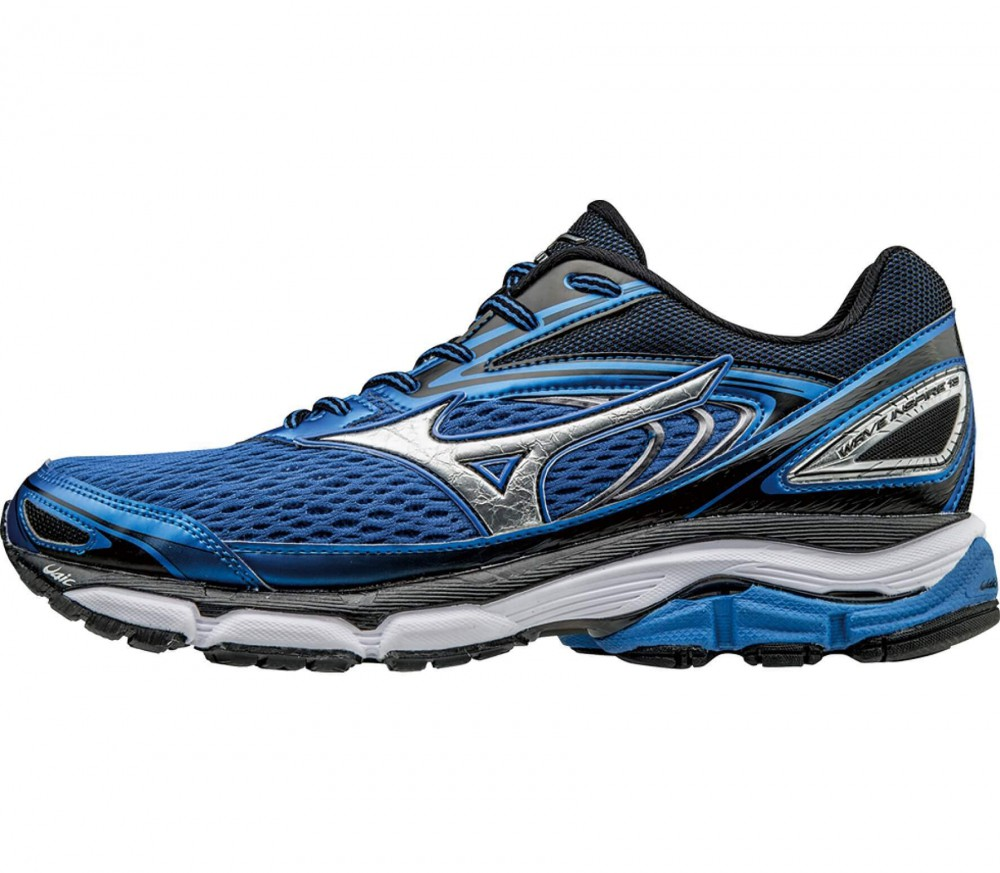 Mizuno - Wave Inspire 13 men's running shoes (dark blue/black)