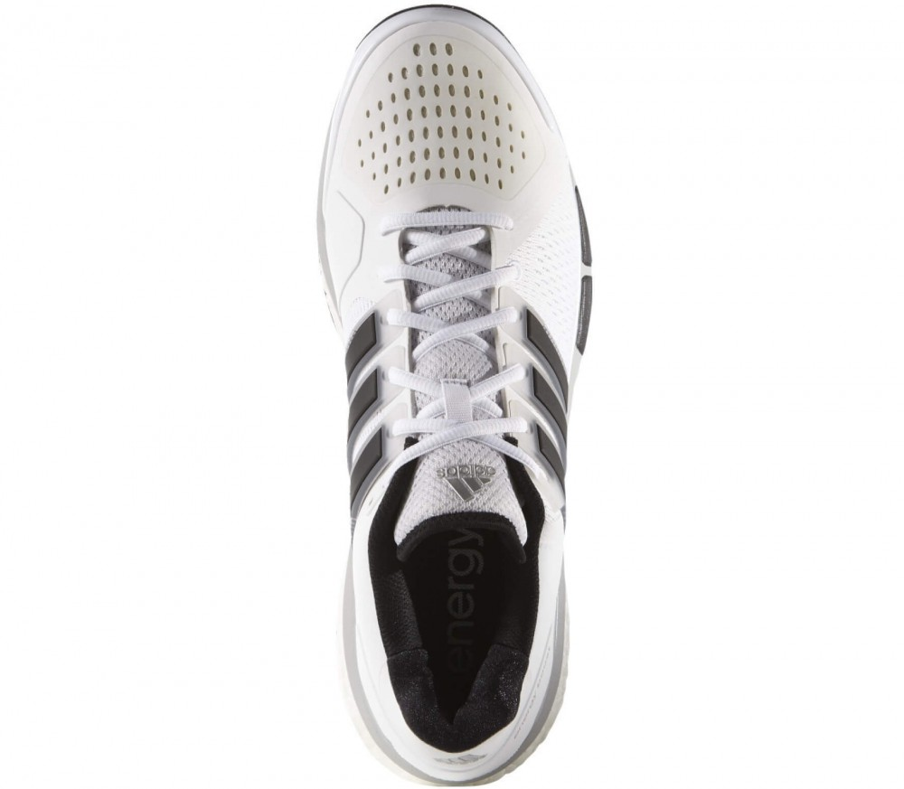 Adidas - Energy Boost men's tennis shoes (white/black)