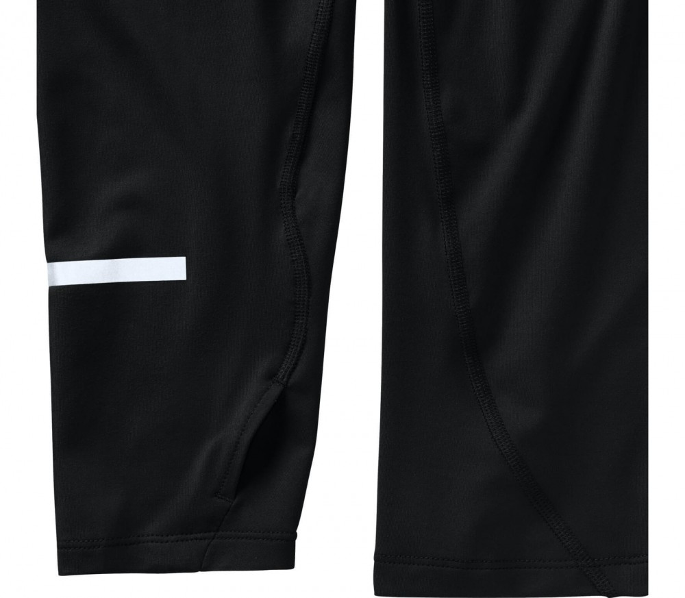 Nike - Dri-Fit Element Half Zip men's running top (black/silver)