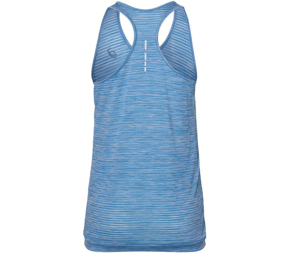 Asics - fuzeX Layering women's running tank top (light blue)