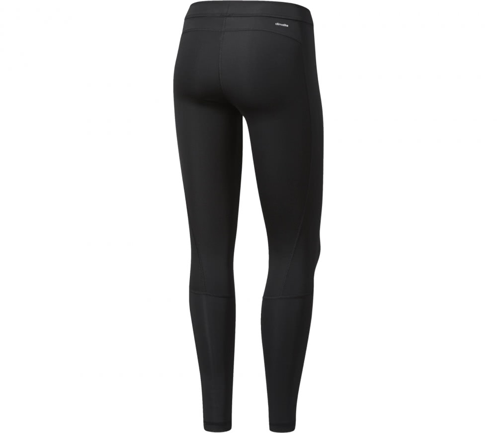 Adidas - Techfit Long women's training pants (black/silver)