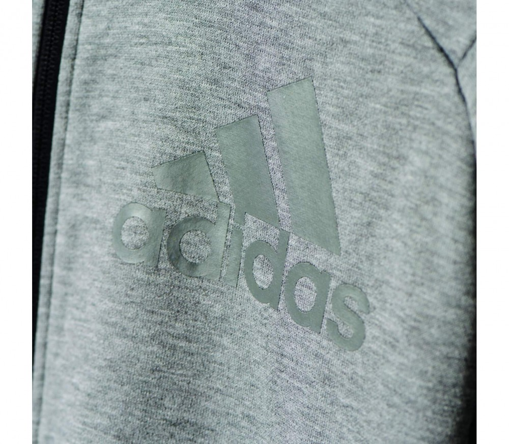 Adidas - Prime men's training hoodie (grey)