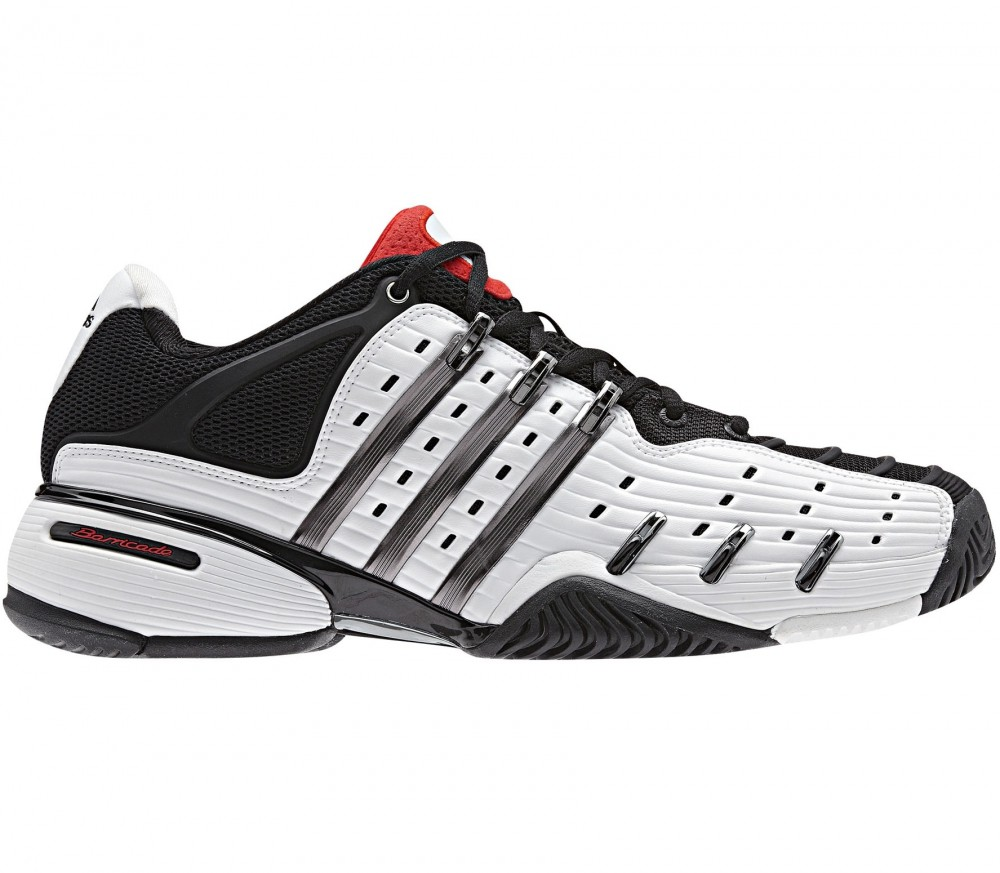 Adidas - Barricade V Classic Synthetic men's tennis shoes (Wei