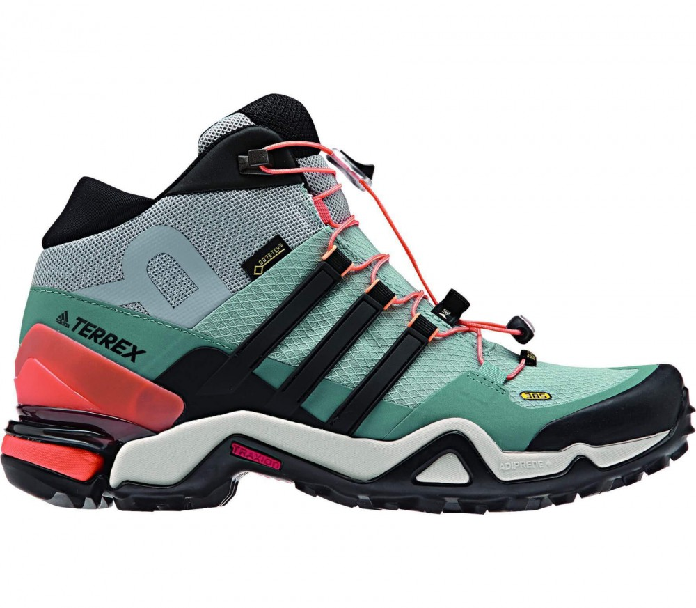 adidas terrex fast r mid gtx women 39 s hiking shoes light. Black Bedroom Furniture Sets. Home Design Ideas