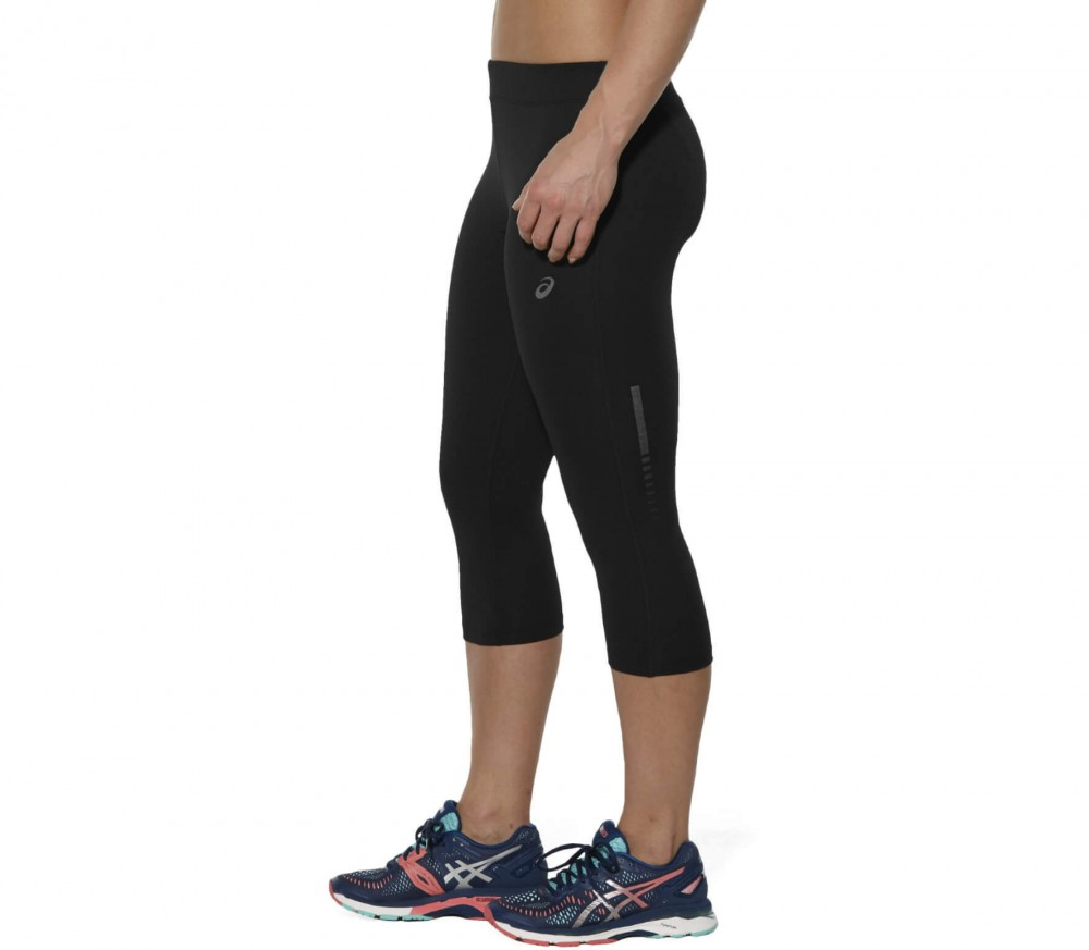 ASICS - Knee women's running pants (black)