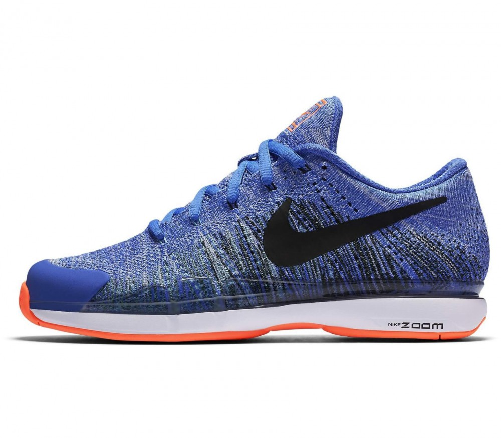Nike Zoom Vapor Flyknit Tennis Shoes
