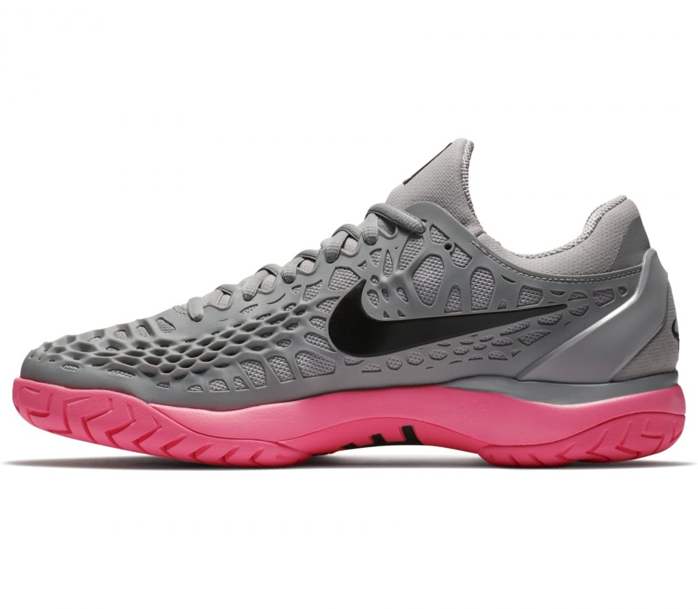 half off ff815 58ad8 nike pink and grey men Shop Nike Zoom Hyperfuse 2014 Shoes ...