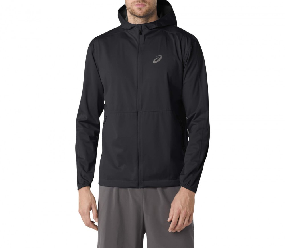 Asics - Accelerate men's running jacket (black)