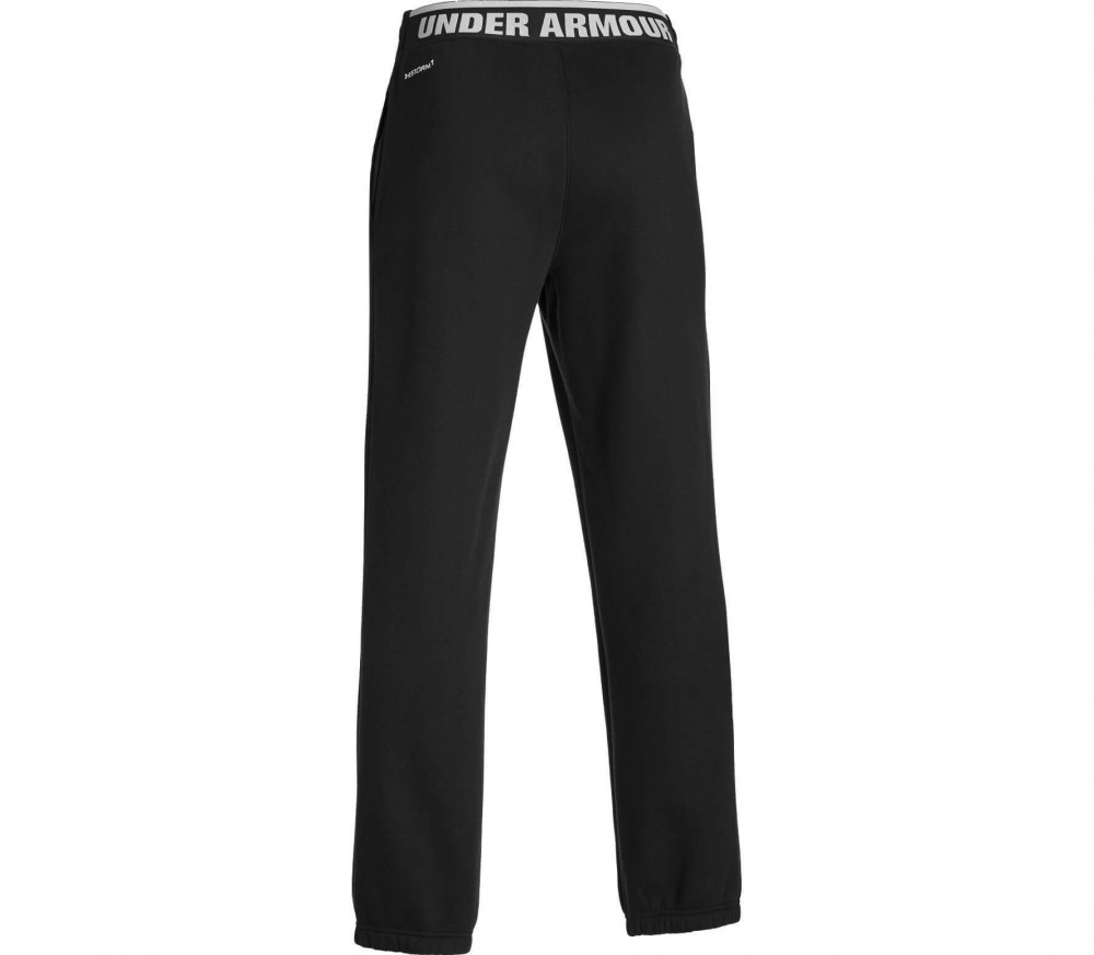 Under Armour - Storm Cotton Cuffed men's training pants (black)