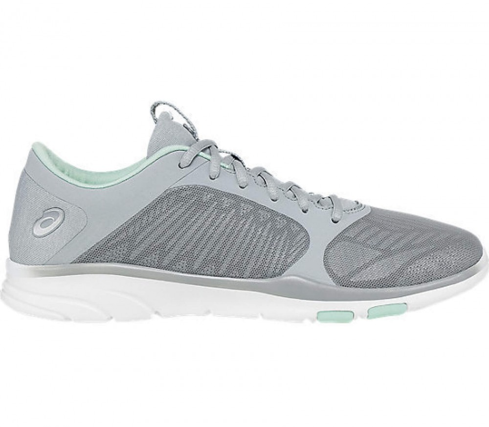 Asics Gel-Fit Tempo Grau Trainingsschuh Frauen