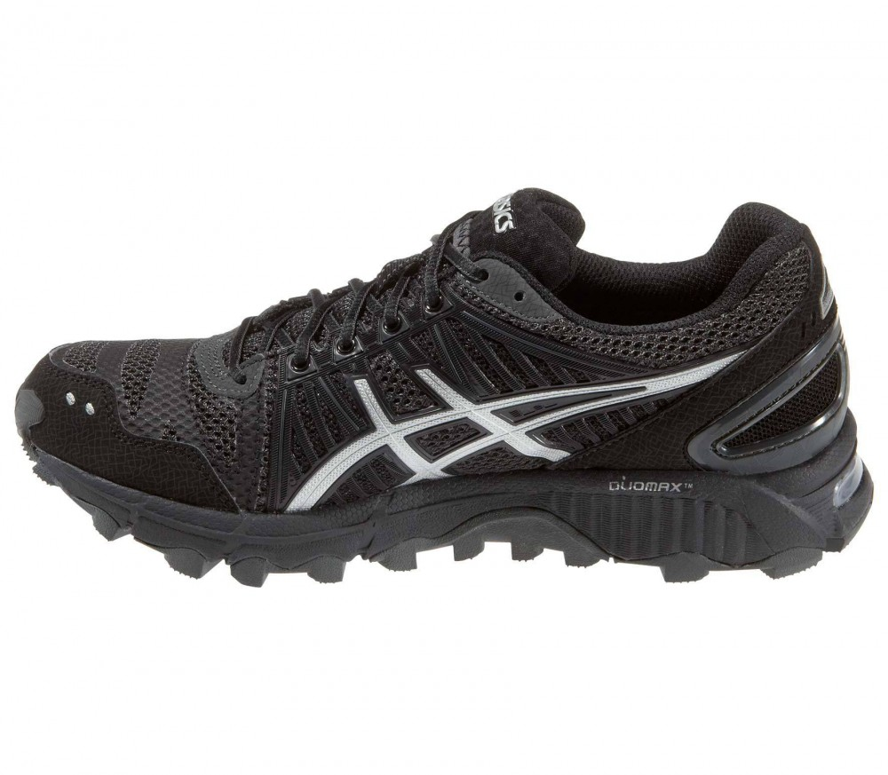 Asics - Gel-Fuji Trabuco 2 G-TX women's running shoes (black/