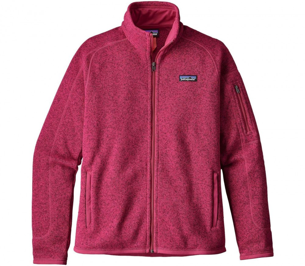 patagonia better sweater women 39 s knitted fleece jacket. Black Bedroom Furniture Sets. Home Design Ideas