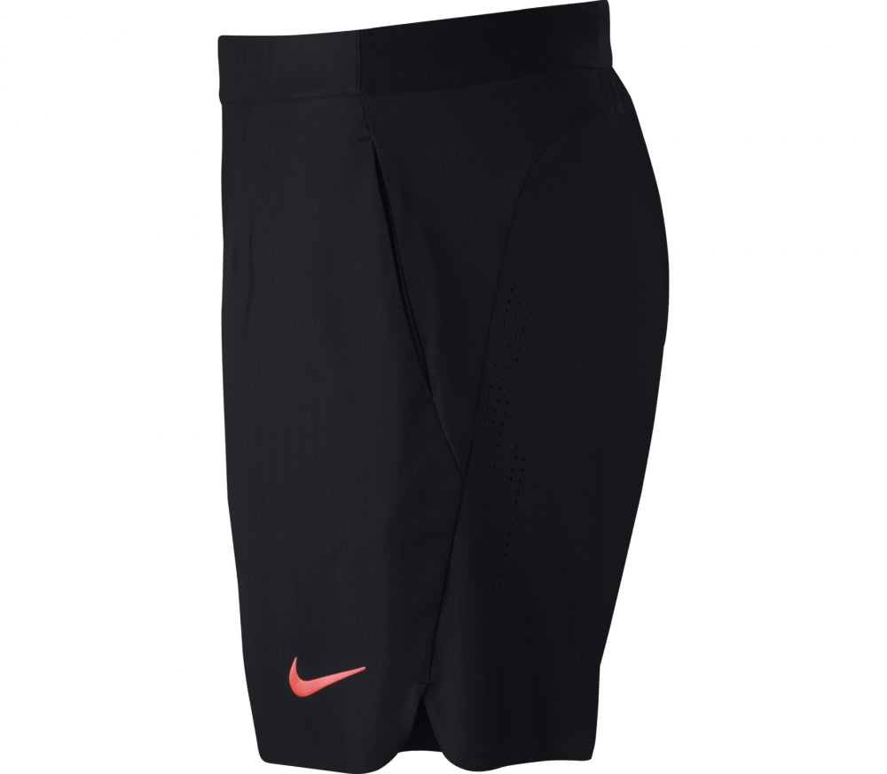 Nike - Rafael Nadal Flex Ace Court 7Inch men's tennis shorts (black)