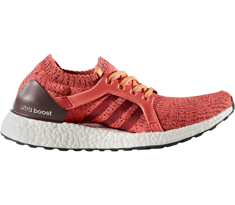 Adidas - Ultra Boost X women's running shoes (red/white)