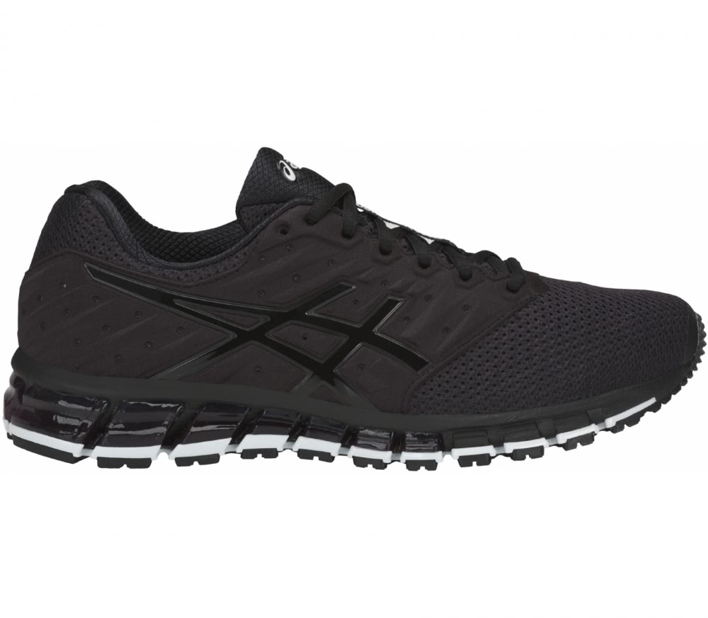 asics gel quantum 180 2 mx men 39 s running shoes black buy it at the keller sports online shop. Black Bedroom Furniture Sets. Home Design Ideas