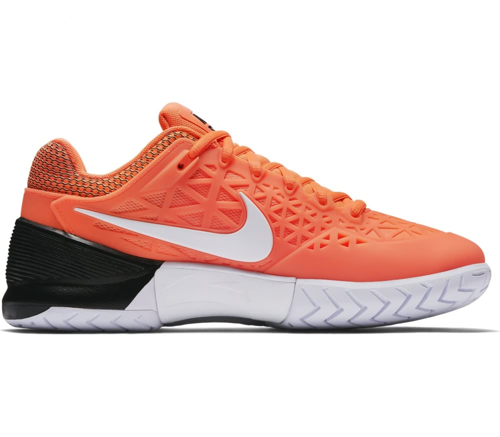 Nike Zoom Cage 2 Womens Orange - Notary Chamber 75bed30d6