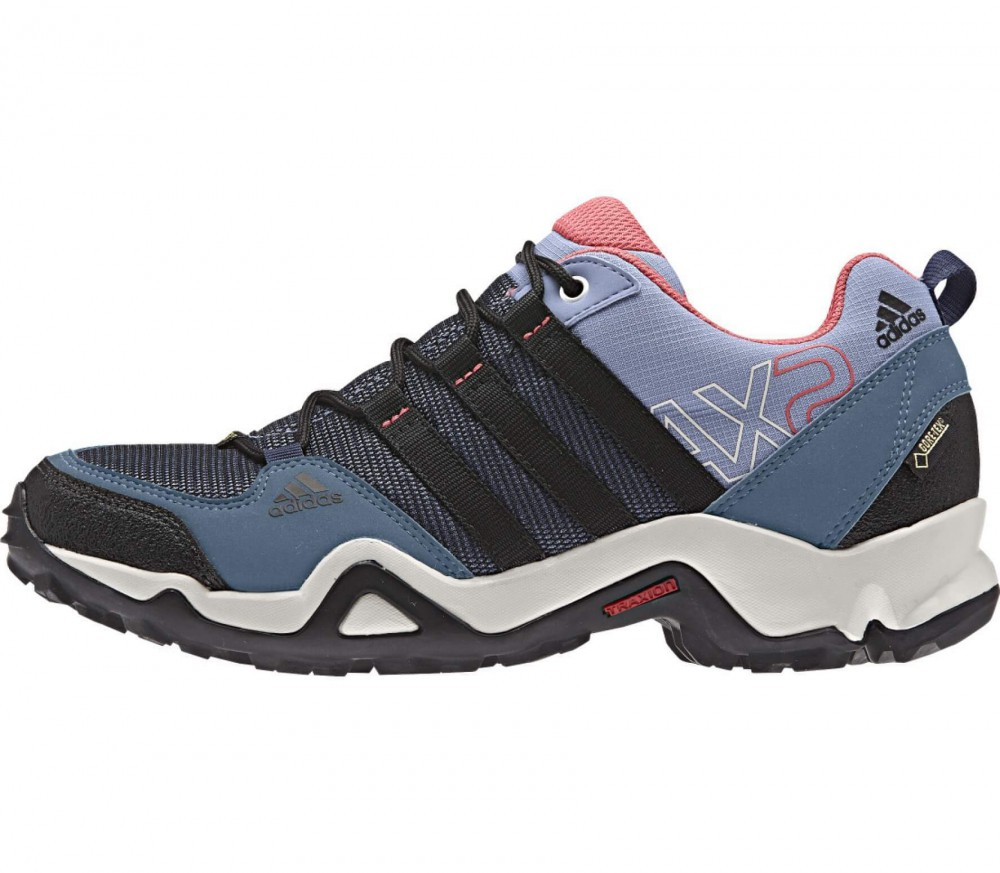 adidas ax2 gtx women 39 s hiking shoes black violet buy. Black Bedroom Furniture Sets. Home Design Ideas