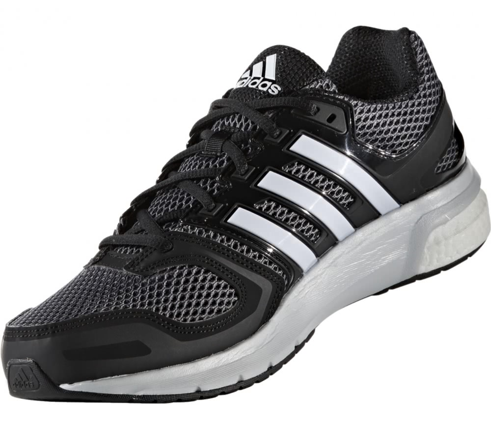 Adidas - Questar men's running shoes (grey/black)