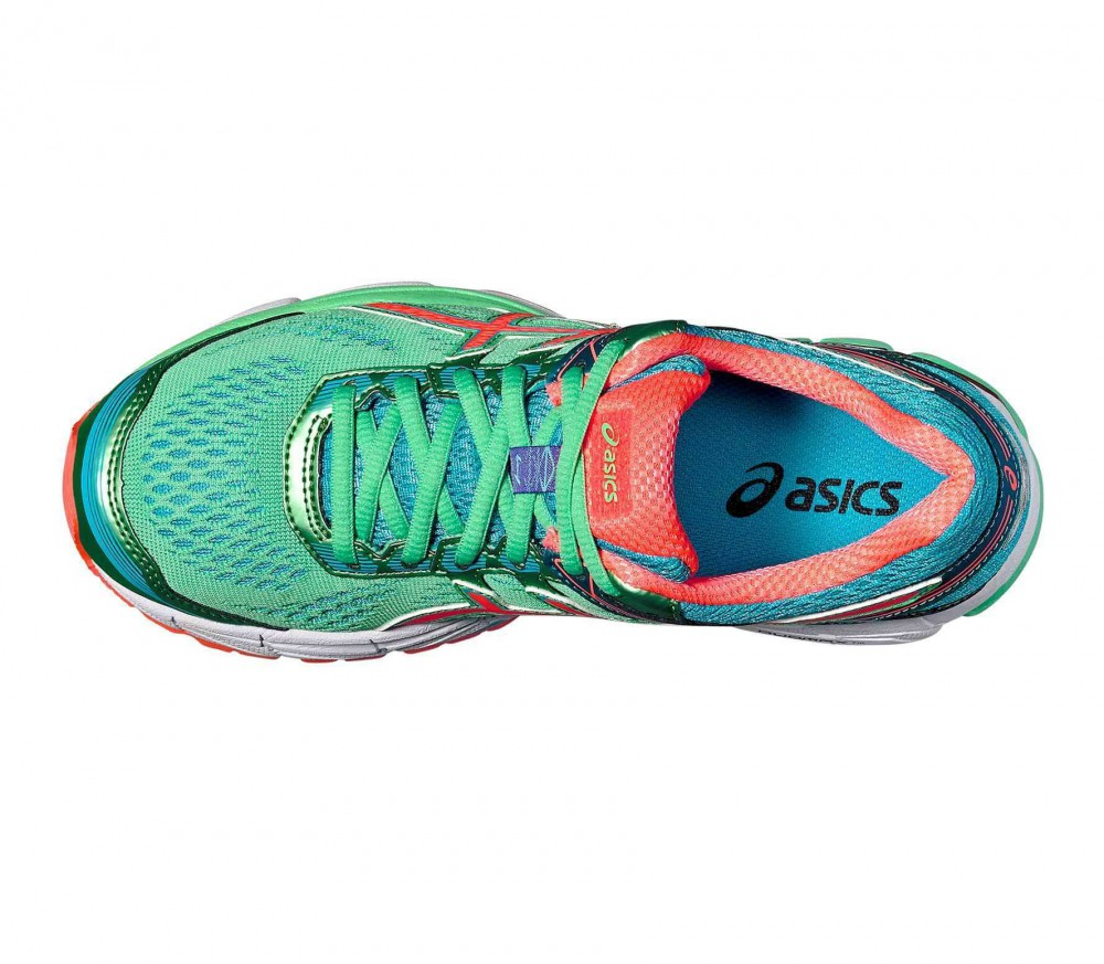 ASICS - GT-1000 4 women\u0027s running shoes (mint/blue)