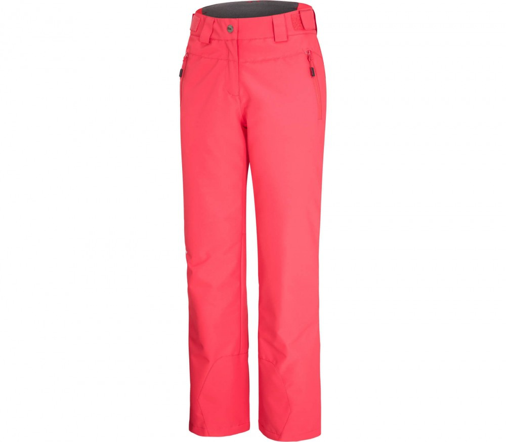 Ziener - Panja women's ski pants (red)