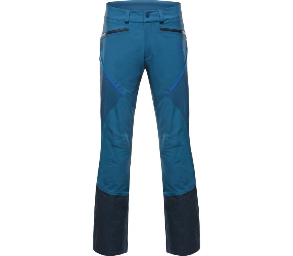 kenzo blue p girls asp boys marl light pants