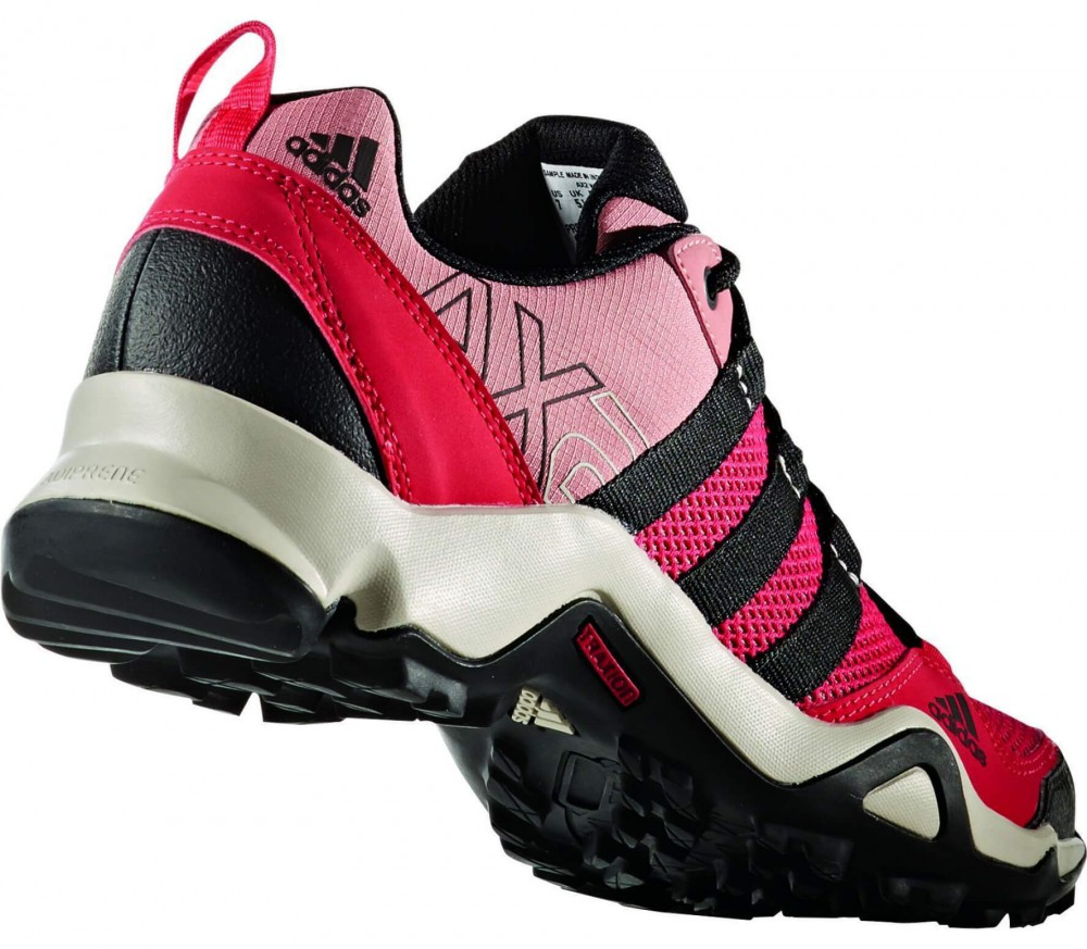 adidas ax2 women 39 s hiking shoes red black buy it at. Black Bedroom Furniture Sets. Home Design Ideas