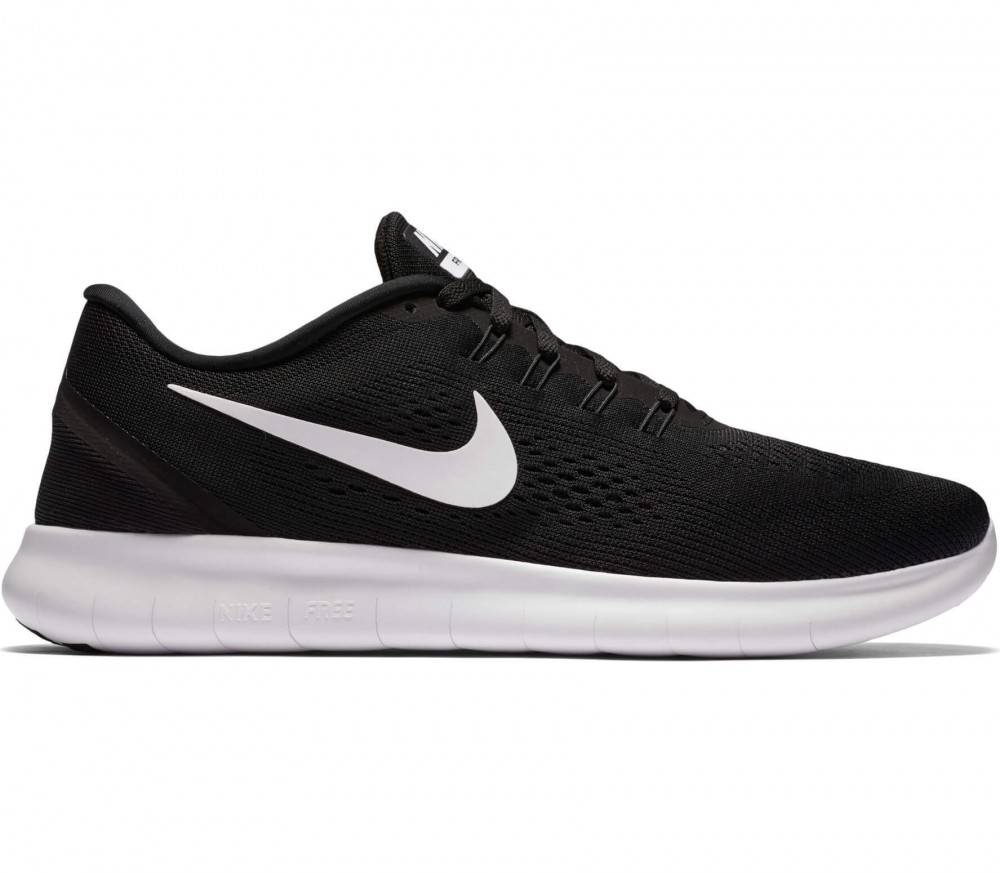 Nike - Free men's running shoes (black/white)