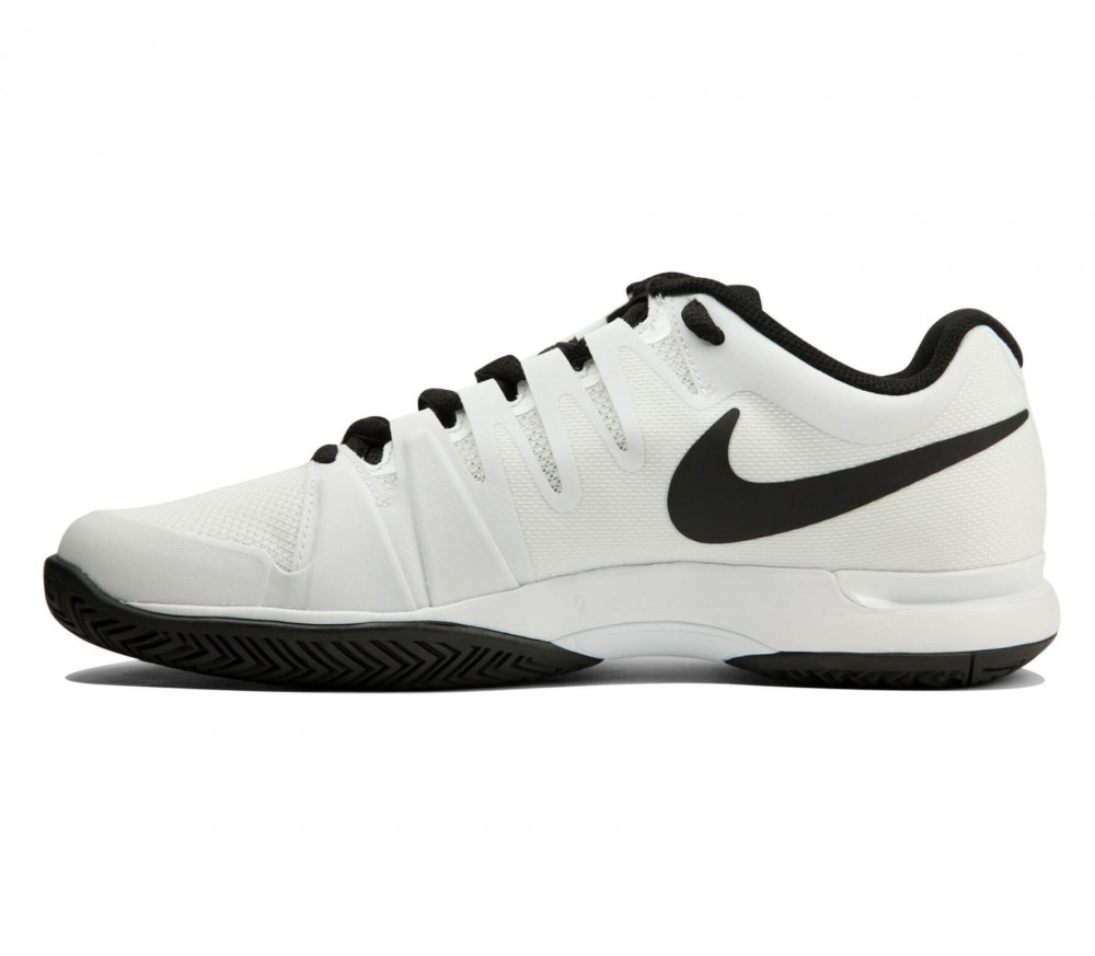 Nike - Zoom Vapor 9.5 Tour men's tennis shoes (black/white)