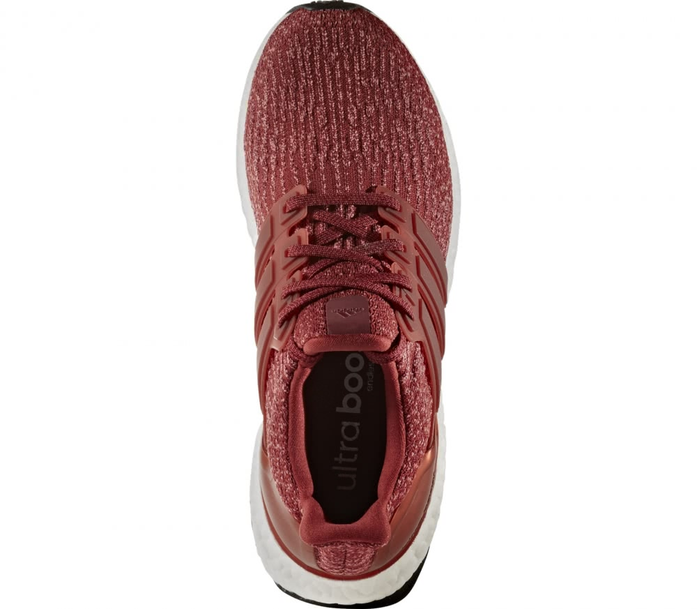 Adidas - Ultra Boost women\'s running shoes (dark red/white)