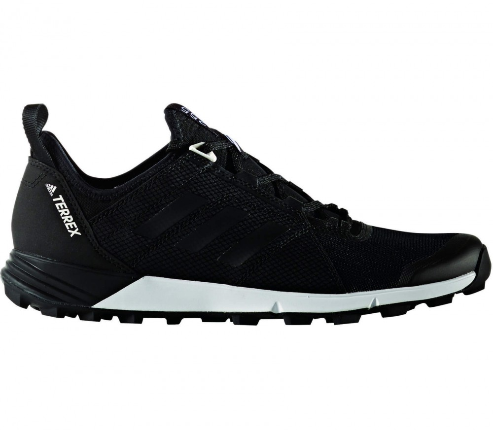 Adidas - Terrex Agravic Speed men's Mountain running shoes (black/white)
