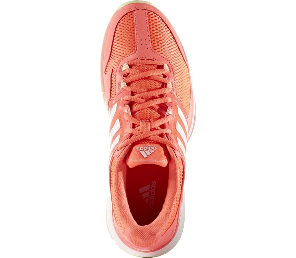 Adidas - Barricade Club women's training shoes (red/white)