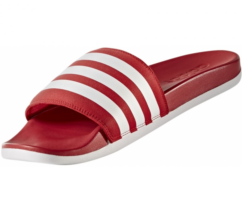 Adidas Adilette CF Ultra men s slides red white
