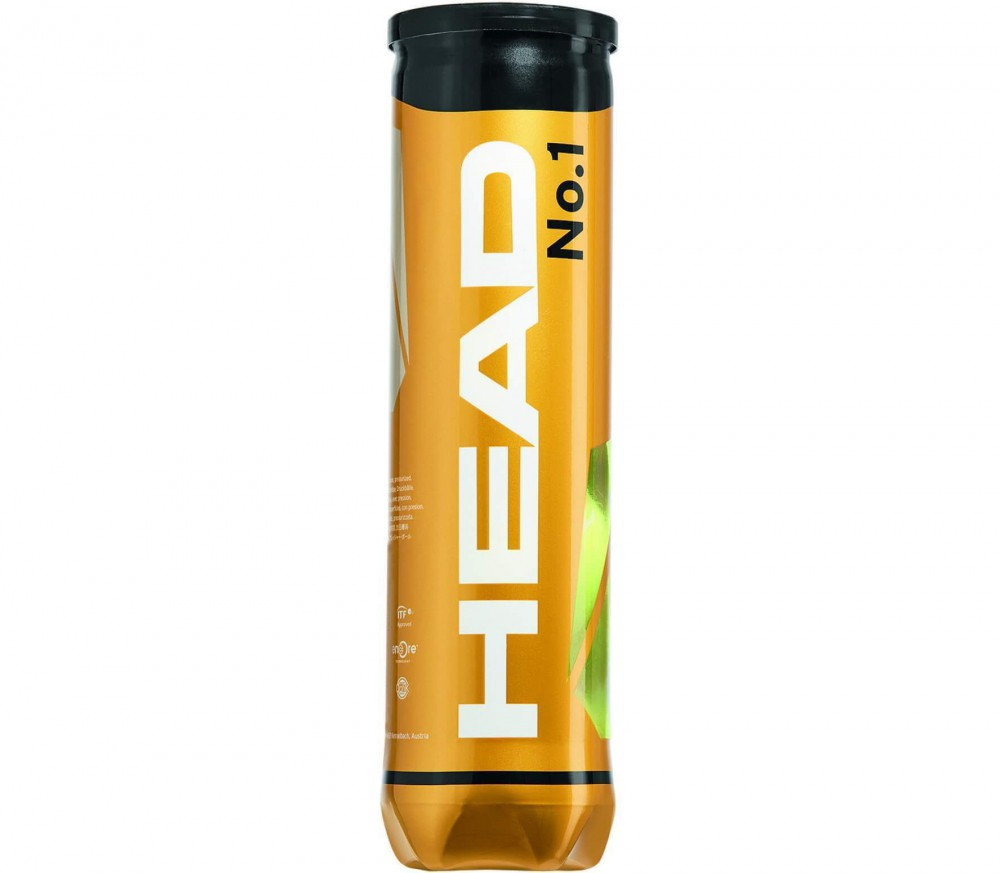 Head - 4B NO.1 tennis balls