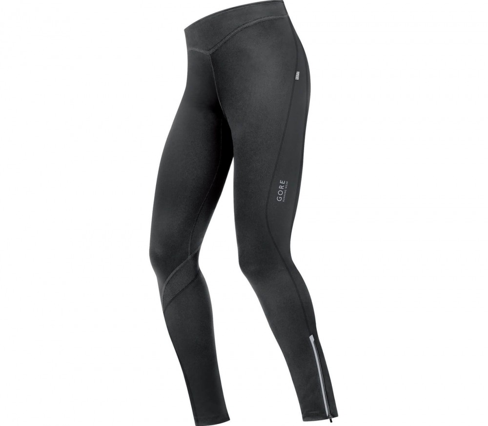 GORE RUNNING WEAR® - Essential Lady 2.0 Tights women's running shorts (black)