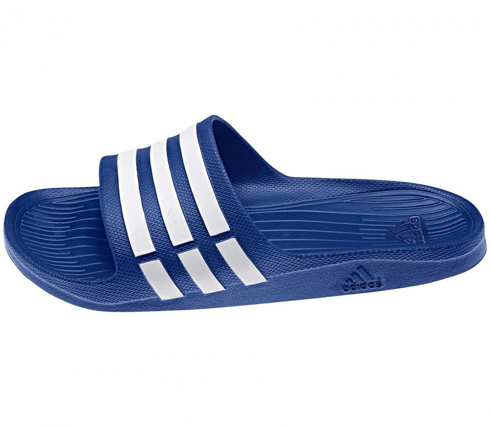 Adidas - Duramo Slide men's (blue/wei