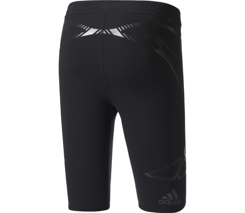 Adidas - Adizero Sprintweb shorts men's running pants (black)