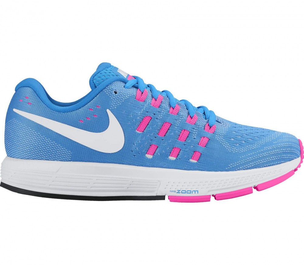 Nike - Air Zoom Vomero 11 women's running shoes (light blue/pink)