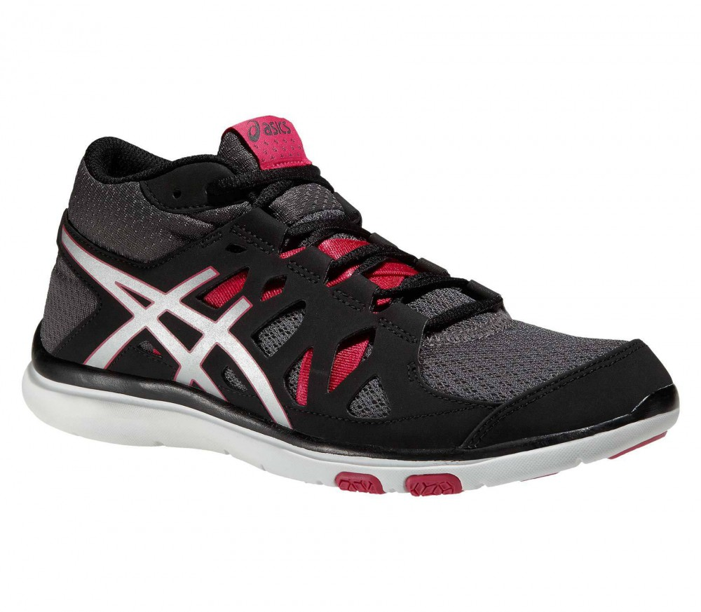 ASICS - Gel-Fit Tempo MT womens' training shoes (black/grey)