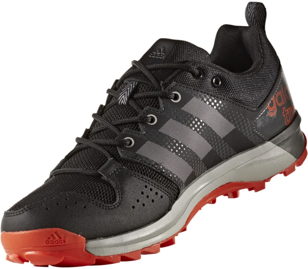 Adidas - Galaxy Trail men's trail running shoes (black