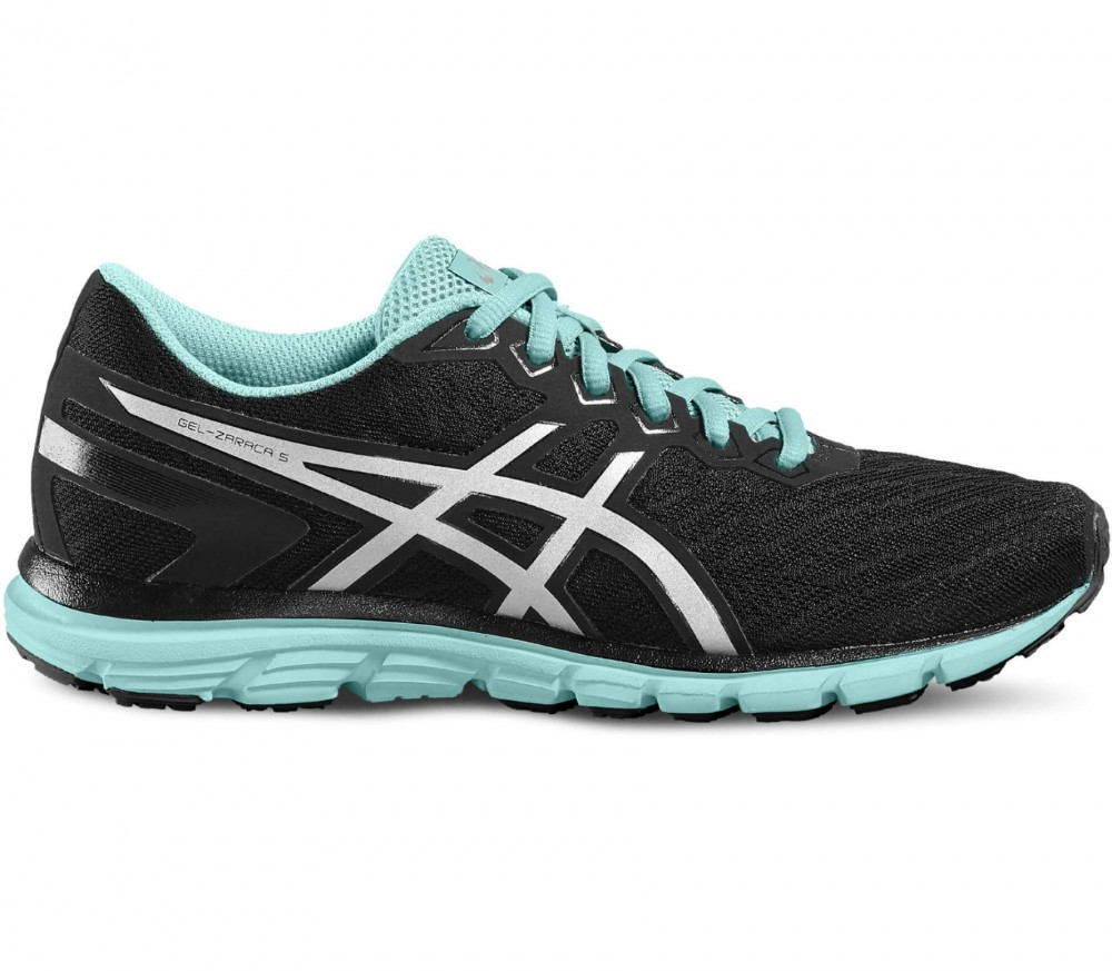 Asics - Gel-Zaraca 5 women's running shoes (black/silver)