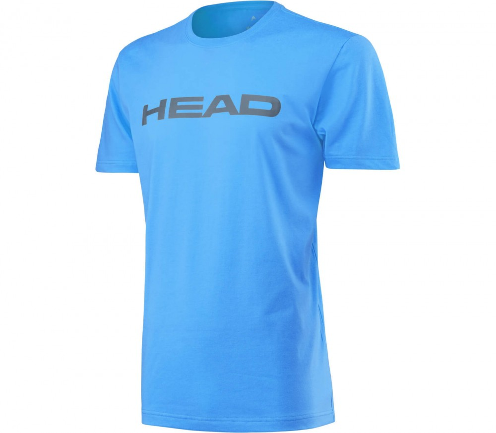 Head - Transition Ivan men's tennis top (blue/grey)